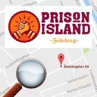 Prison Island Göteborg - Om oss – Hitta hit